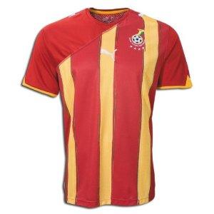 5b17a822855 Ghana s Away Jersey could brighten a dull day