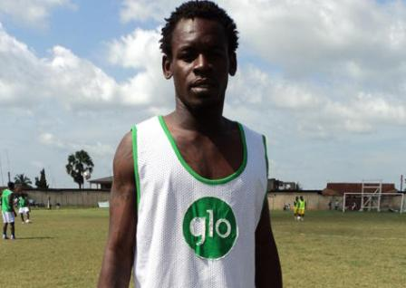 Striker Emmanuel Clottey