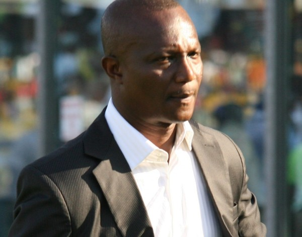 James Kwesi Appiah off to an inauspicious start