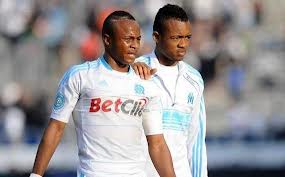 All is not well between the Ayew brothers and Black Stars management