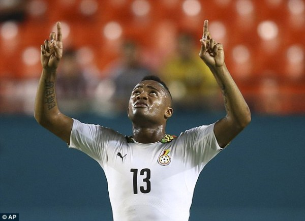 Will Brazil see Jordan Ayew emerge from his elder brother's shadow?