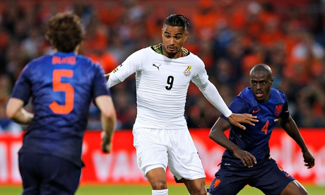 Kevin Prince Boateng's place in the squad has been secured. Now, can he deliver?